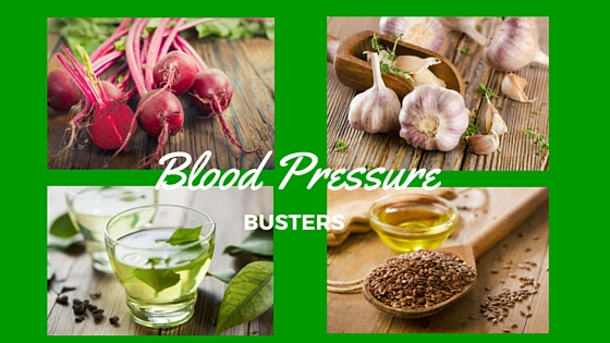 natural ways to reduce blood pressure