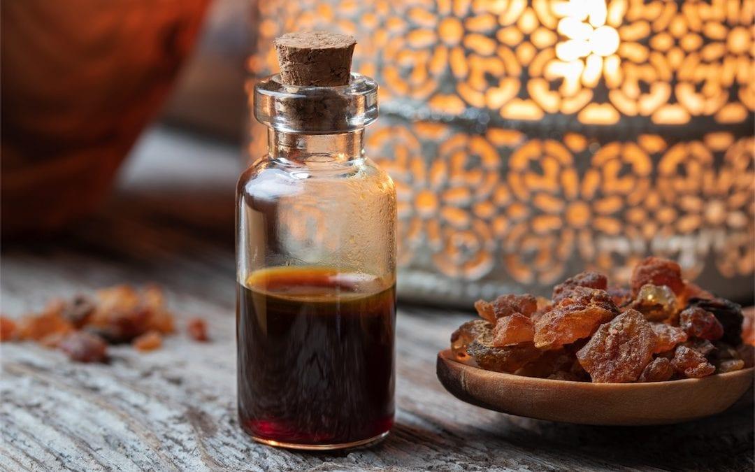Myrrh: a herb to treasure beyond Christmas