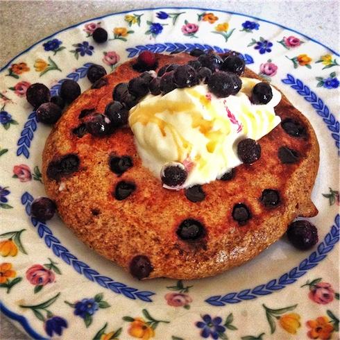 Oat & Linseed Pancake