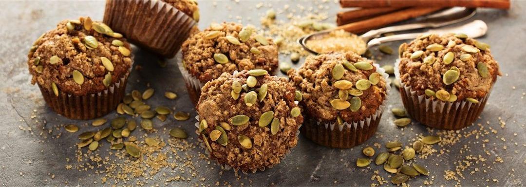 pumpkin and walnut muffin recipe