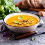 roast carrot soup recipe