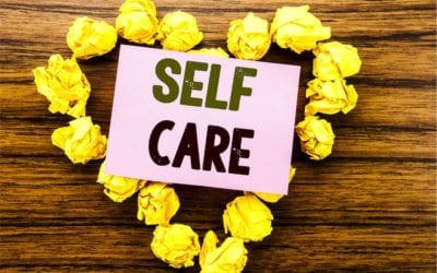 Self-care: time to put yourself first